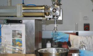 Laboratoire cosmétique, filière travail protégé