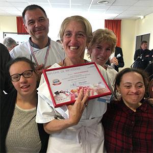 Une résidente du foyer de vie les Chênes remporte la finale régionale du concours …