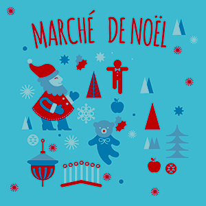 Marché de Noël de l'IME Vert Pré