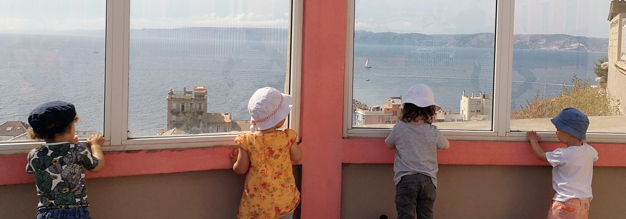 Structures d'accueil de la petite enfance