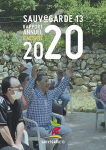 Rapport d'activité 2020 de Sauvegarde 13